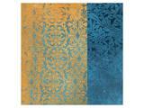 Powder Blue Lace I Kunstdrucke von Rachel Travis