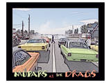 Mopars at the Drags Prints