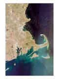 NASA - Cape Cod Plakaty