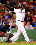 David Ortiz 2014 Action Photo