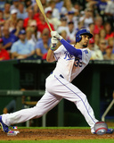 Eric Hosmer 2014 Action At Bat Photo