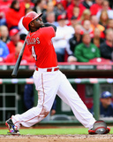 Brandon Phillips 2014 Action Photo