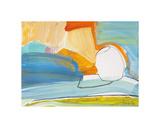 Pot by the Sunny Window Reproduction procédé giclée par Joan Davis