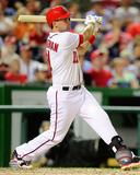 Ryan Zimmerman 2014 Action Photo