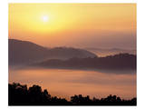 Foothills Parkway Fireball Prints by Danny Burk