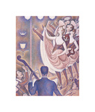 Le Chahut Giclee Print by Georges Seurat