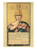 Silence Print