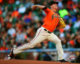 Matt Cain 2014 Action Photo