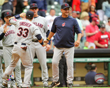 Terry Francona 2013 Action Photo