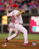 Cliff Lee 2014 Action Photo