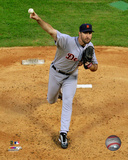 Justin Verlander 2014 Action Photo