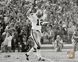 Ken Stabler Super Bowl XI Action Photo