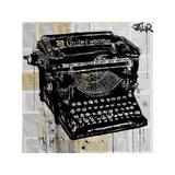 The Underwood Giclee Print by Loui Jover