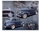 1938 Olds Posters