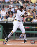 Gregory Polanco 2014 Action Photo