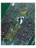 NASA - Central Park in Fall Prints
