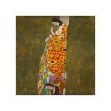 Hope II Giclee Print by Gustav Klimt