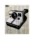 The Polaroid Giclee Print by Loui Jover