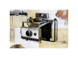 Polaroid Land Camera Giclee Print by Loui Jover