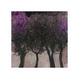 Seasonal Trees I Prints by Susan Brown