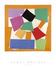 The Snail Plakater av Henri Matisse