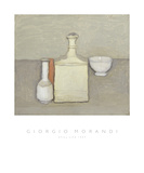 Still Life, 1957 Prints by Giorgio Morandi