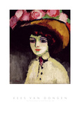 The Parisienne of Montmartre, 1903 Prints by Kees van Dongen