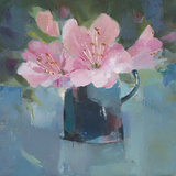 Pink Azalea Prints by Sarah Simpson