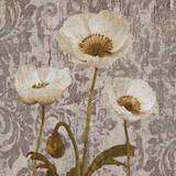 Damask Blooms IV Giclee Print by Tania Bello