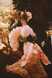 The Reception Giclee Print by James Tissot