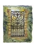 Iron Gate I Giclee Print by M. Wagner-Heaton