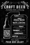 Tom Frazier - Craft Beer Digitálně vytištěná reprodukce