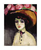 The Parisienne of Montmartre, 1903 Premium Giclee Print by Kees van Dongen