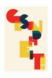 Gesundheit Giclee Print