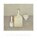 Still Life, 1957 Giclee Print by Giorgio Morandi