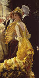 The Ball Giclee Print by James Tissot