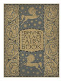 Fairy Book Premium Giclee Print by  The Vintage Collection