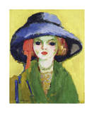 Portrait of Dolly, 1911 Premium Giclee Print by Kees van Dongen