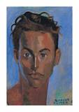 French Boy Premium Giclee Print by Boscoe Holder