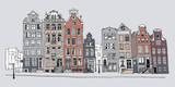 Street Scene I Giclee Print by Sandra Jacobs