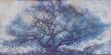 Moonlight Tree Giclee Print by Georges Generali