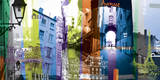 City Vibes I Giclee Print by Joana Joubert