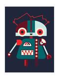 Baby Robot Giclee Print
