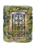Iron Gate III Giclee Print by M. Wagner-Heaton