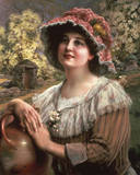 Country Spring Giclee Print by Emile Vernon