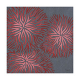2-Up Dianthus I Prints by Renee W. Stramel