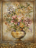 Classical Botanical Giclee Print by Emma Hill