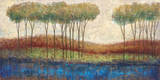 Through the Grove Giclee Print by Georges Generali