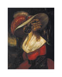 Lady Lyndon Premium Giclee Print by Thierry Poncelet