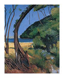 Tyrico Bay Premium Giclee Print by Boscoe Holder